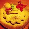 ★ケーキ用クリスマスオーナメントを飾ってみました!