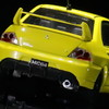 【モデルインプレッション】 MC64 1/64 2005 Mitsubishi Lancer Evolution IX (Yellow)