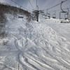 20年1月14日、本日の五竜スキー場は重パウ20cm・・・