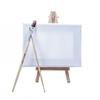 油絵の支持体選びは何がおすすめ? 前編 キャンバスについて