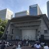 サニーデイ・サービス サマーライブ2017@日比谷野外大音楽堂を観る