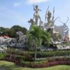 【勇士ガトカチャ像】インドネシア/バリ島クタ