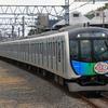 新所沢駅にて