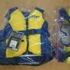 島で泳ぎたいからシュノーケリングセットを購入。