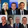 GREAT AGAIN FRANCE?2017年フランス大統領選~主要候補5人と予想