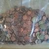 ☆小銭貯金は高額硬貨でお願いします。