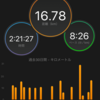 福知山マラソンまであと10日。今日はLSDをしました。。