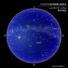 ペルセウス流星群が11日から13日が見頃です(最大活動日12日)
