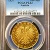 オーストリア1937年100シリング金貨マグナ マテル