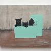 アートメーターさんで猫の絵が売れました!