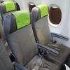 ソラシドエアB737-800 JA813X 搭乗記 新機材でとても綺麗だけどなんか狭くないか?の巻