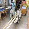 水槽台製作 〜90cm水槽用 木材調達〜