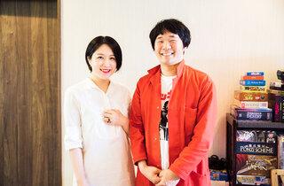 「つるちゃんと私、生活の負担をトントンにしたい」ーー犬山紙子さん・劔樹人さん夫妻