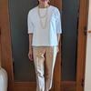 大人の白Tシャツは毎年アップデートしよう!脱・生活感の選び方とおしゃれコーデの方法
