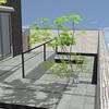 岡崎市ガ-デン工事着工 お庭からアウトドアリビングへ