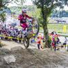 国内最高峰のバイク競技大会『全日本トライアル選手権シリーズ第6戦中部大会』
