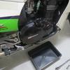 GPZ900Rクラッチオペレーティングプレート交換・リヤブレーキパッド交換