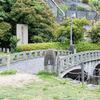呉 二河公園。かつての桜の名所は、防空壕跡や慰霊塔など戦争の記憶を多くとどめる公園。この世界の片隅にを歩く9