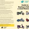 ★二輪業界評議会(MIC)による「中古バイクを購入もしくは売却する際のガイド」