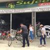フィリピンの中古自転車