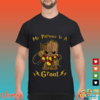 My Patronus Is A Groot Shirt