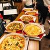 ピザの季節!!