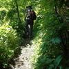 山道散歩。函館山に登る①