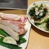 4/3 819日目 串揚げ・寿司屋で刺身