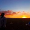 ゴビ砂漠で遊牧民体験④~大草原キャンピング~