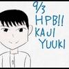 梶さん、誕生日おめでとうございます!!