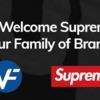 【Supreme】速報!VFコーポレーションがSupremeをストリートブランド史上最大規模で買収