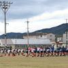 11/23 小学生のラグビー大会を撮影