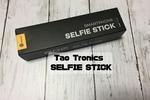 【レビュー】デザイン・性能良し高級セルカ棒「Tao Tronics 自撮り棒 TT-ST001」