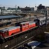 第1499列車 「 キハ120-304の網干出場配給を狙う 」