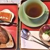 10月16日(火)のランチ膳&手作りケーキメニューです。