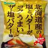 山芳製菓 ポテトチップス 北海道産の塩とバターがコクうまい ザ・塩バター味