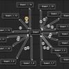 【UE4】スキル使用時等の複数のアニメーションを単一のステートで管理する方法