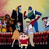 「映画クレヨンしんちゃん アクション仮面VSハイグレ魔王」(1993年) 観ました。(オススメ度★★☆☆☆)
