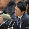 小泉進次郎「反省が伝わらない自分に対しても反省をしたい」