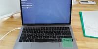 私のMacBook