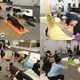 筋肉を鍛え、心を整える! 筋トレ部の活動を見学したよ #メルカリな日々
