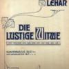 """Die Operette """"Die lustige Witwe"""""""