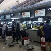 天津航空・天津空港レポート ※入国審査時に指紋採取があります