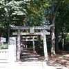 【東京】自由ヶ丘熊野神社