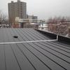 屋根の板金張り替え工事