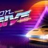 【80's】 Neon Drive 80年代風のアーケードゲーム  【Neon Drive】