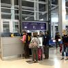 ヴィエンチャンの国際空港「ワットタイ国際空港」に到着! @ ヴィエンチャン