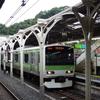 東京散歩「シリーズ 駅と鉄道ゆかりの史跡をめぐる」