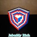 ルービックキューブ 模様の世界 Rubik's Cube Pattern art design