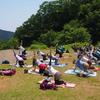 「自然を感じる山ヨガin御岳山」開催しました♪byなっちゃん